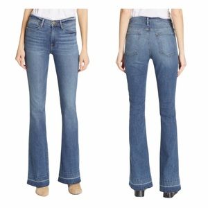 FRAME DENIM Le High Flare Wide-Leg Jeans 26 NWT
